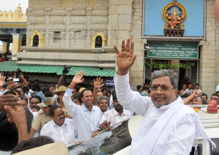 Siddaramaiah in search of a safer Assembly seat