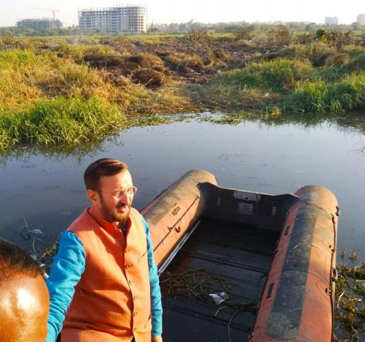Govt failed to check pollution in lake: Yeddyurappa