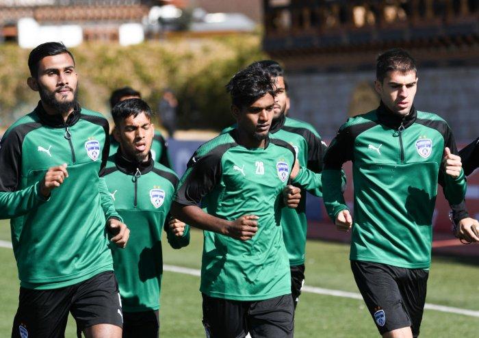 BFC kick off Asian campaign in Bhutan