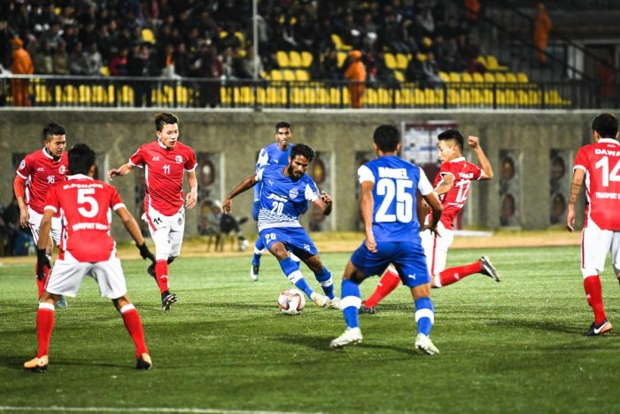BFC held to goalless draw