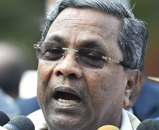 Congress will win all three RS seats, says Siddaramaiah