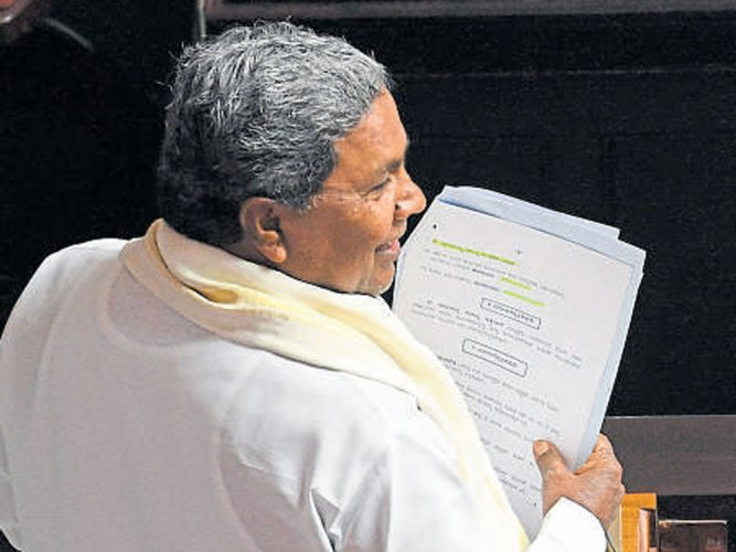 Now, CM Siddaramaiah's official app vanishes after data privacy breach alarm