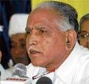 Yeddyurappa bats for 'framed' Halappa