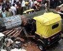 Heavy rains claim two lives in Karnataka