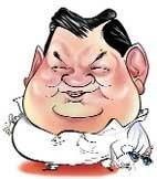 Yeddyurappa's remarks irk Dharam