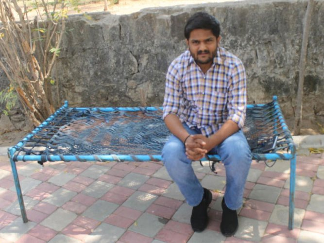 Hardik Patel. DH photo