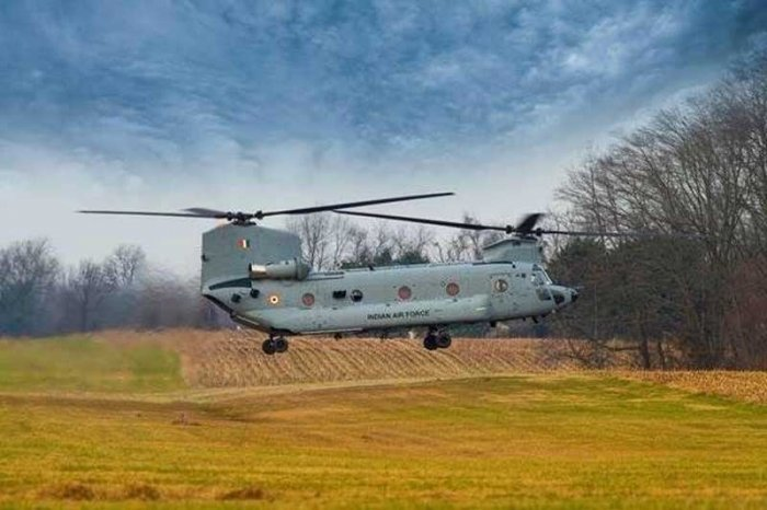 India has placed an order for 15 CH-47F Chinook heavy-lift helicopters from Boeing.