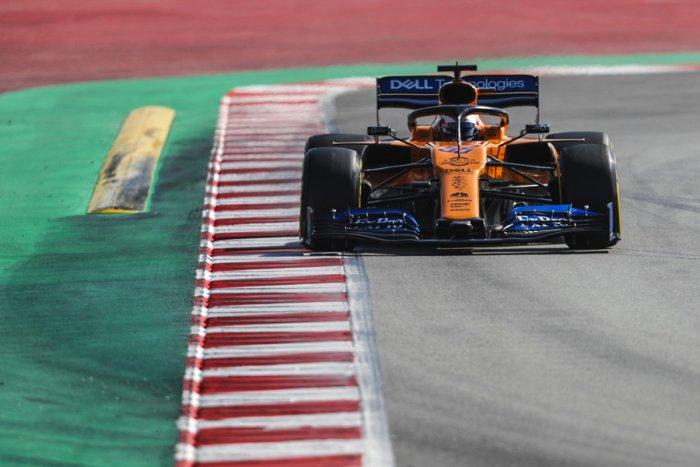 Picture credit: McLaren Racing