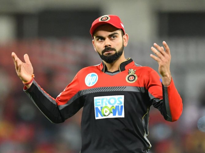 After another season of disappointment, Royal Challengers Bangalore captain Virat Kohli has said sorry to his fans. AFP