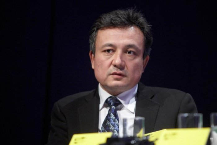 """WUC president Dolkun Isa, who left Xinxiang for Turkey in 1994 to escape detention and is now a German citizen, still remains one of the """"most wanted terrorists"""" for the Chinese government. wikimedia commons"""