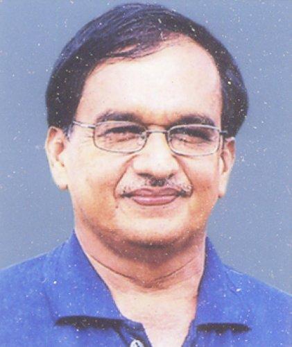 Girish Bharadwaj, to be conferred with Honoris Causa - Honorary Degree of Doctor of Science.