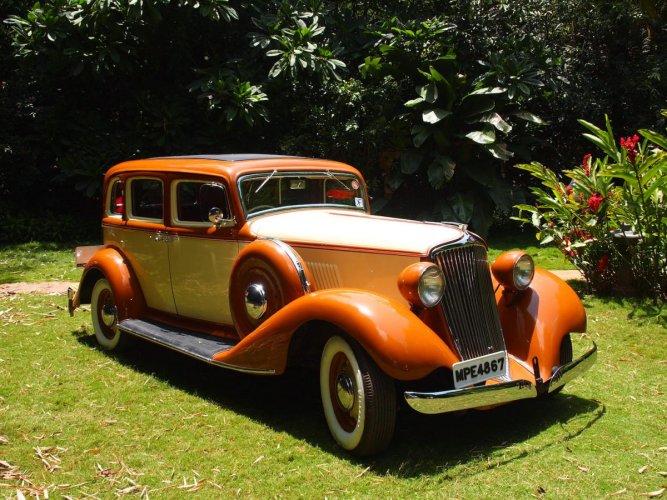 A 1933 Graham