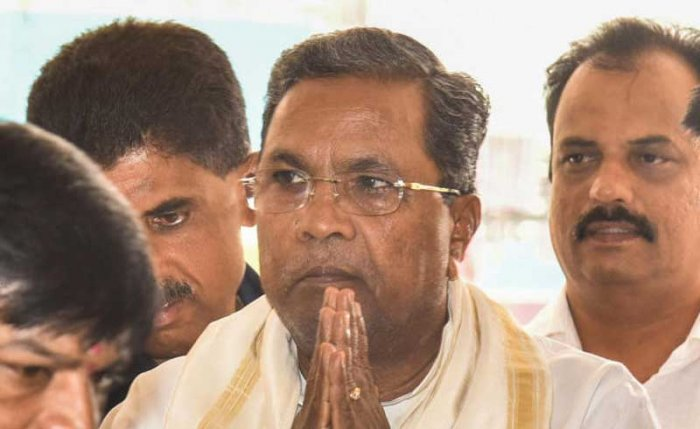 Congress Legislature Party (CLP) leader Siddaramaiah on Tuesday said there was pressure on him to contest the upcoming Lok Sabha polls. DH file photo
