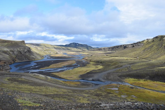 Desolate Highlands. PHOTOS BY AUTHOR