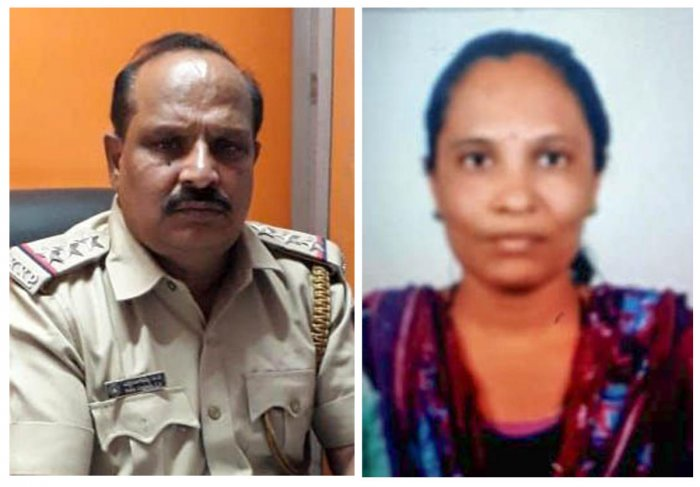 The cop went beyond the call of duty to even donate the rare AB+ blood group to save her life.