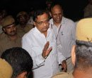 Man held at Chennai airport for taking pictures of Chidambaram
