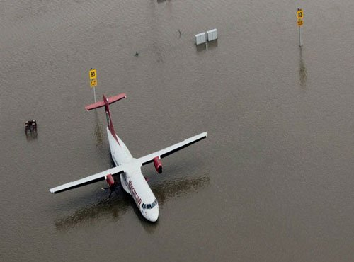 Chennai airport: Tech flights resume, Commercial ops on hold