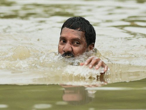 Chennai to get very heavy rain as deep depression moves closer