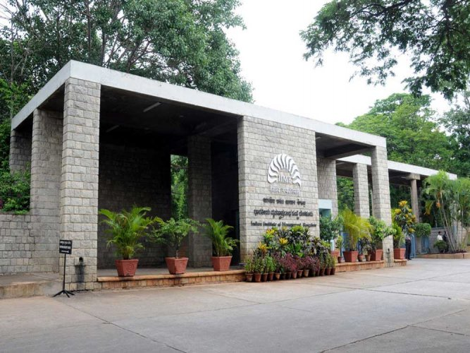 Three alumni of the Indian Institute of Management (IIM) – Bangalore, bagged the Distinguished Alumni Awards (DAA), which will be conferred on the eve of the 44th Annual Convocation Ceremony on March 21, Thursday. (DH File Photo)