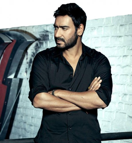 INTENSE Ajay Devgn