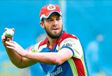 Royal Challengers take on CSK in battle for top spot
