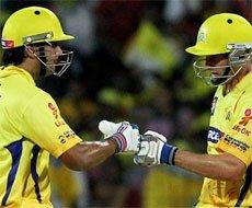 CSK thrash Daredevils by nine wickets to move upto 4th spot