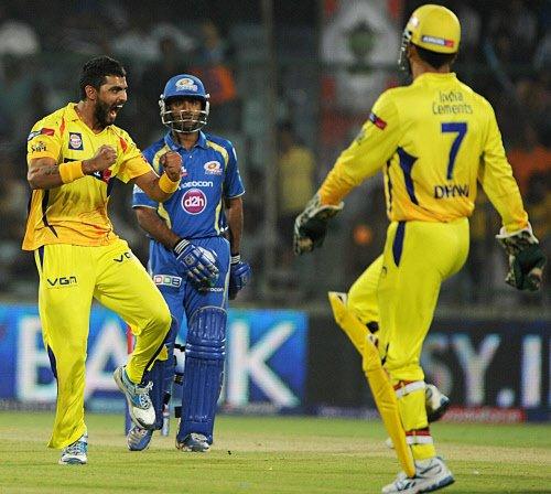 Formidable Chennai stand in Mumbai's way of maiden IPL crown