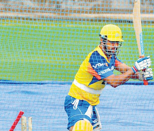 Titans face uphill task against CSK
