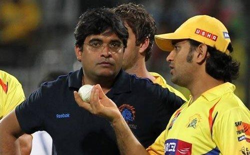 Gurunath ran the CSK team: Hussey