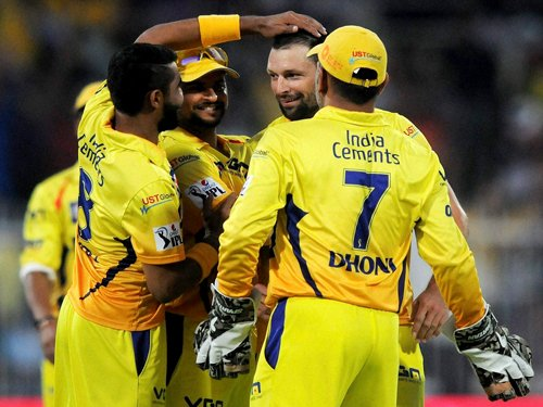 IPL's charm diminishes but CSK most searched team