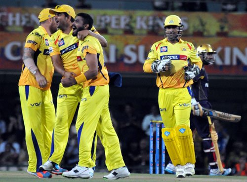 CSK look to iron out chinks