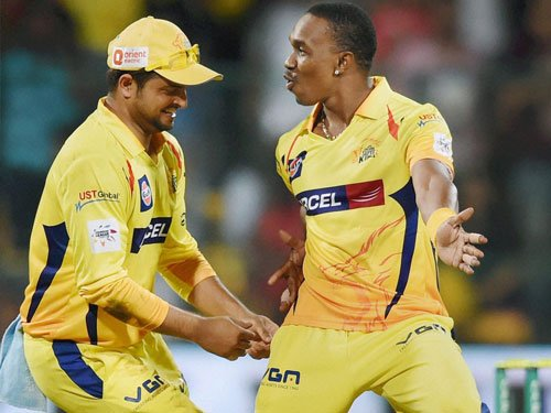 All-round CSK prevail over Scorchers by 13 runs