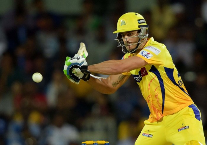 CSK beat Kings XI by seven wickets