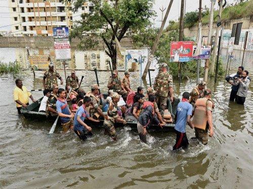 Toll crosses 100; parts of Chennai receive fresh rains