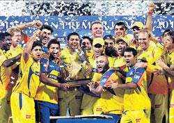 Chennai Super Kings' owner fixed IPL auction, says report