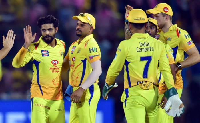 KEY CLASH: Chennai Super Kings' bowling will be put to test in a crucial tie against Sunrisers Hyderabad on Sunday. PTI