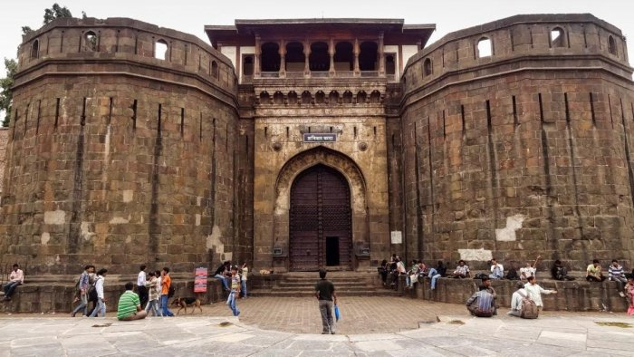 The historic Shaniwar Wada fort of Pune is being recreated for historic period drama 'Panipat'