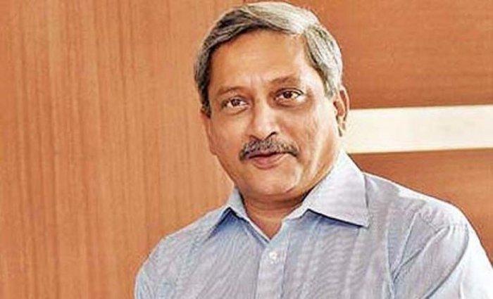 Late Goa Chief Minister Manohar Parrikar