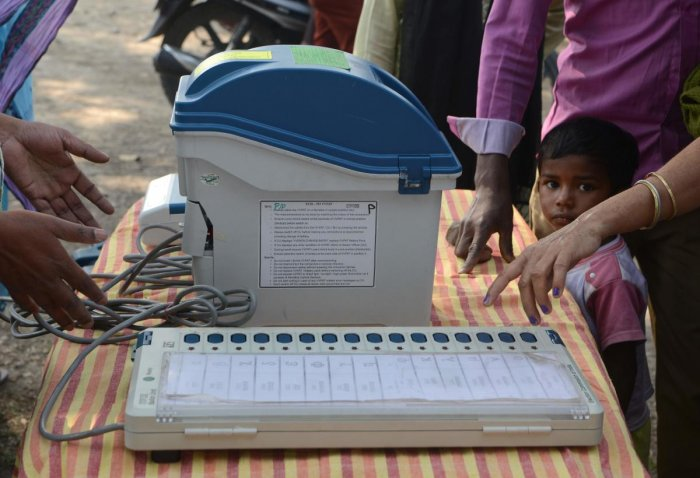 India announced on March 10 a general election to be held over nearly six weeks starting on April 11, when hundreds of millions of voters will cast ballots in the world's biggest democracy. AFP
