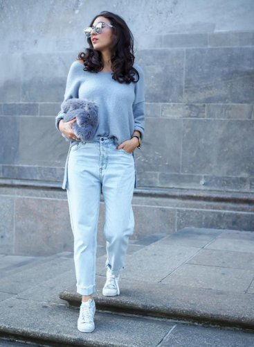 With their relaxed fit and lived-in look, boyfriend jeans are a denim-lover's all-time favourite.