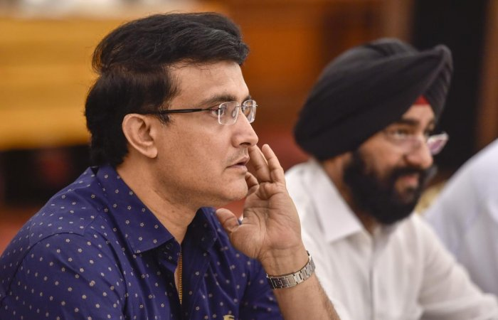 According to Ganguly, the cricket boards would be better off with a little bit of flexibility. PTI File Photo