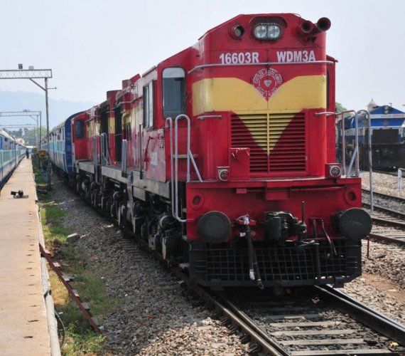The train will depart Yeshwantpur station at 4.30 pm on Tuesdays, Fridays and Sundays and reach Mangaluru at 4.30 am the next day.