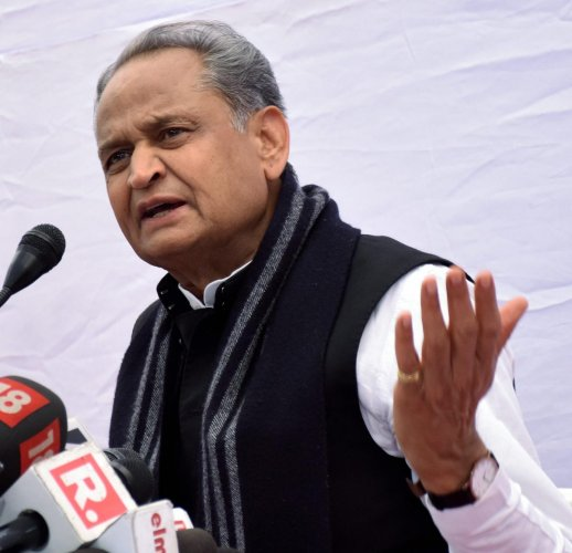 His remarks come in the wake of a fierce battle emerging between the opposition Congress and the ruling BJP ahead of Lok Sabha elections starting April 11. PTI File Photo