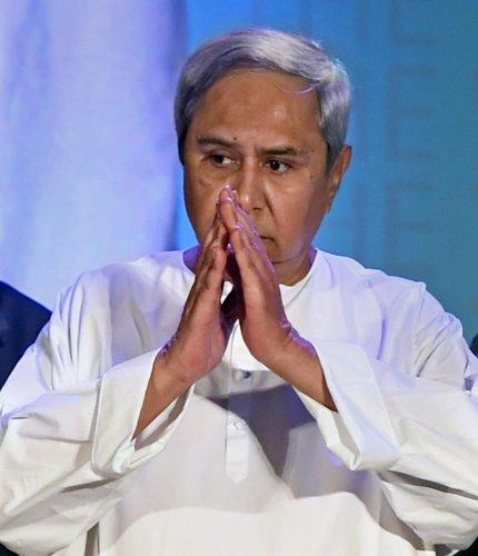 Odisha CM Naveen Patnaik. PTI File Photo