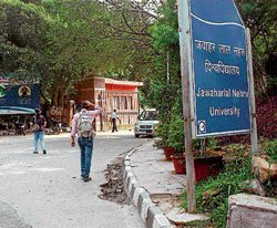 Now, JNU goes on record
