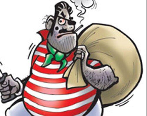 Delhi burglars who flew between cities held