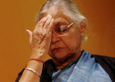 Sheila Dikshit era likely to end if Congress loses in Delhi polls