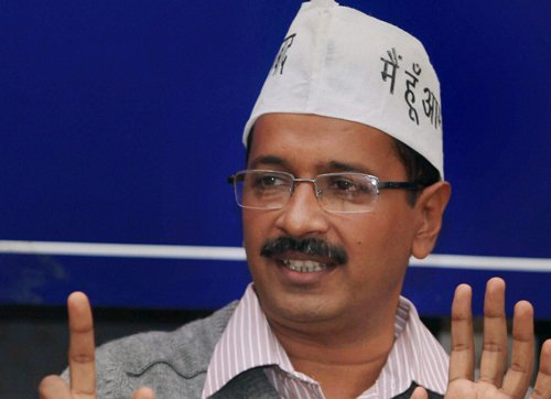 Lt Guv invites AAP to discuss govt formation