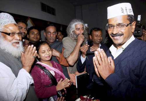 AAP seeks public views on government formation
