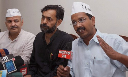 AAP cabinet likely to include young professionals